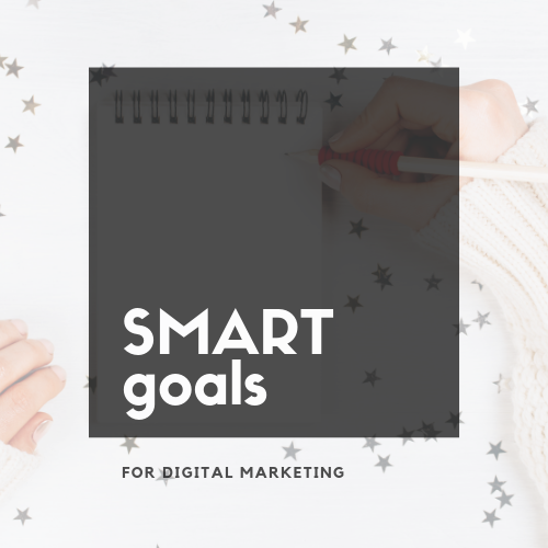 Setting SMART Goals: Step 1 of a Successful Digital Marketing Strategy
