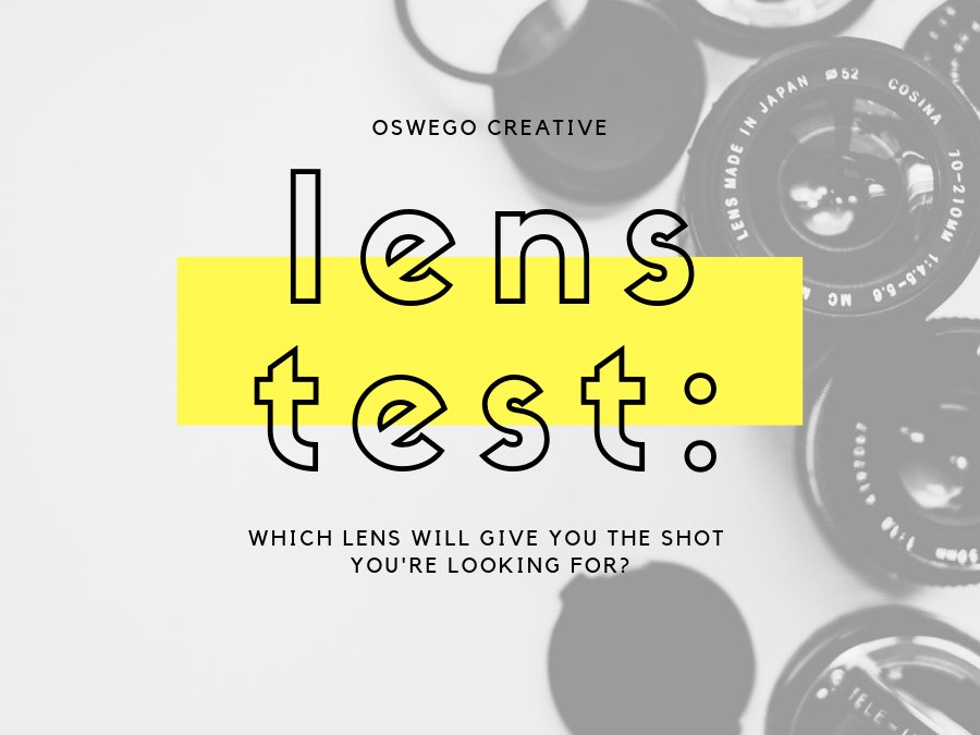 Lens Test: Which Lens Will Give You the Shot You're Looking For?