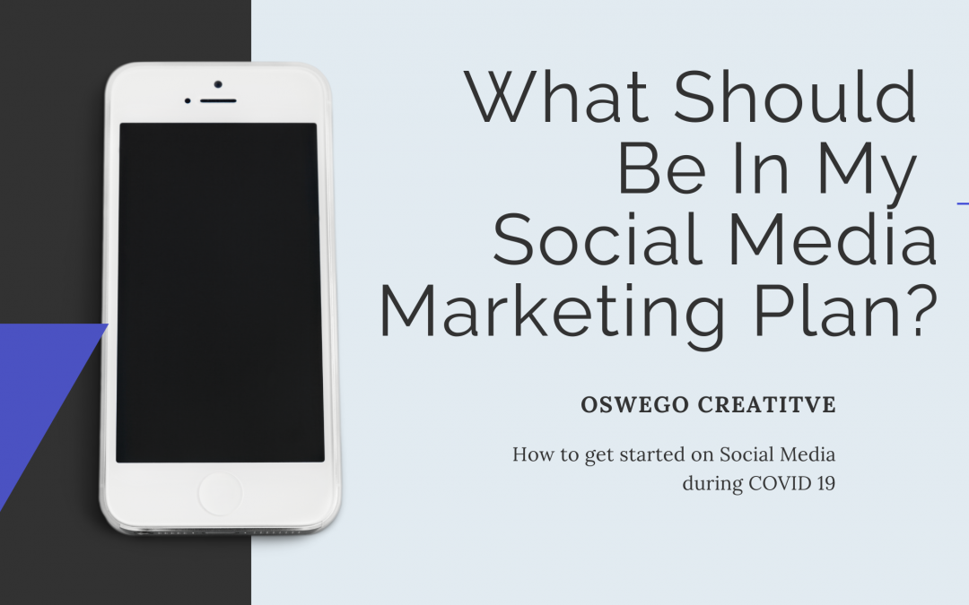 What Should Be in My Social Media Marketing Plan?